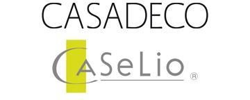 Logo Casadeco+Caselio