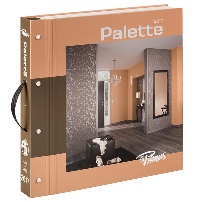 neue tapetenkollektion primus palette 2017 otto bollmann gmbh co kg malerbedarf rundum. Black Bedroom Furniture Sets. Home Design Ideas