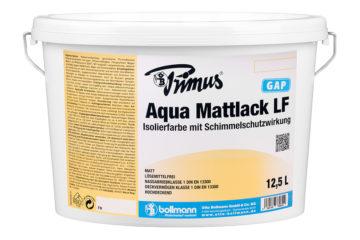 Aqua Mattlack LF 12,5 l