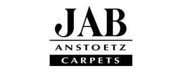 JAB Carpets Logo