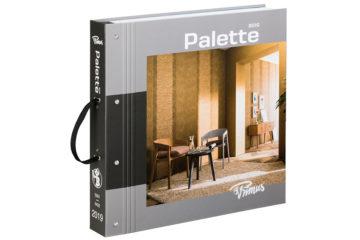 Tapetenkollektion Palette 2019