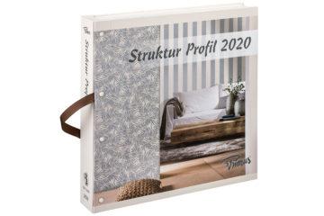 Tapetenkollektion Struktur Profil 2020