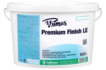 Primus Premium Finish LE