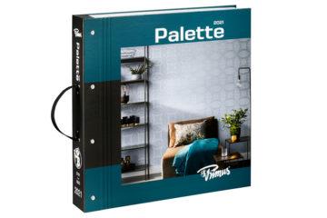 Tapetenkollektion Primus® Palette 2021