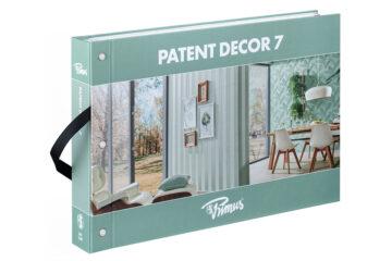 Tapetenkollektion Patent Decor 7